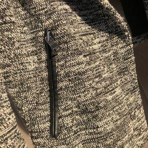Karen Kane Jackets & Coats - Knit Moto Jacket